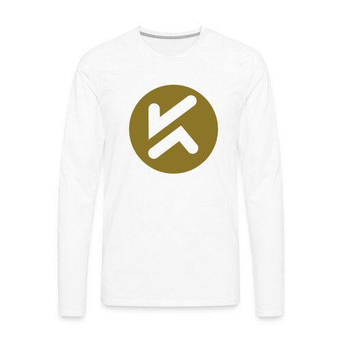 KCJ Media Tee - Men's Premium Long Sleeve T-Shirt