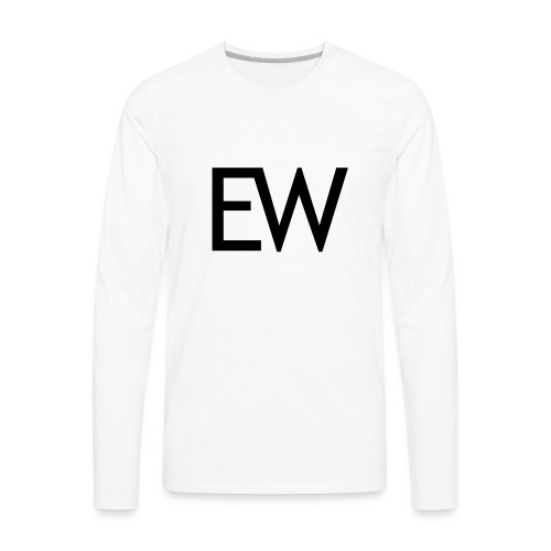 EDM Weekly - Men's Premium Long Sleeve T-Shirt
