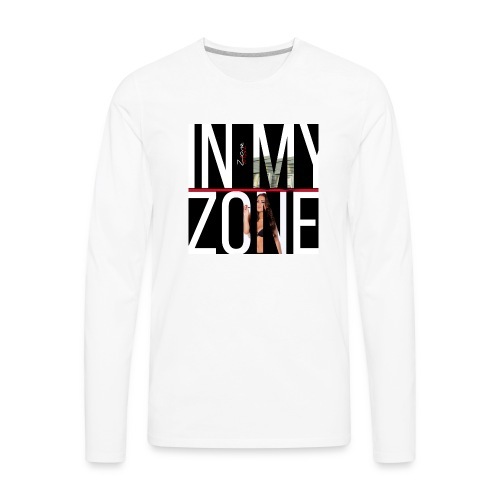 In The Zone - Men's Premium Long Sleeve T-Shirt