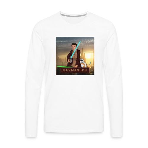 Gavman1991 - Men's Premium Long Sleeve T-Shirt
