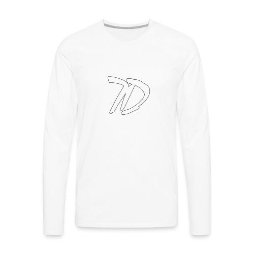 7 Dominos - Men's Premium Long Sleeve T-Shirt