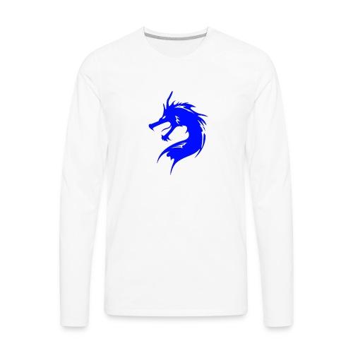 DinoCraftProductions T-Shirt - Men's Premium Long Sleeve T-Shirt