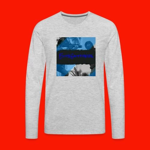 EliteGlitchersRevamp - Men's Premium Long Sleeve T-Shirt