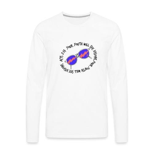 oie_transparent_-1- - Men's Premium Long Sleeve T-Shirt