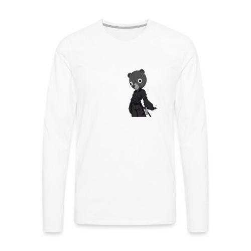 Jinnosuke Stand off pose - Men's Premium Long Sleeve T-Shirt