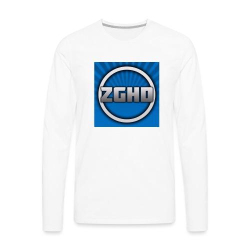ZedGamesHD - Men's Premium Long Sleeve T-Shirt