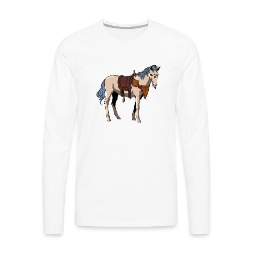 Useless the Horse png - Men's Premium Long Sleeve T-Shirt