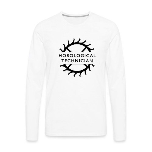 Horological Technician - Men's Premium Long Sleeve T-Shirt