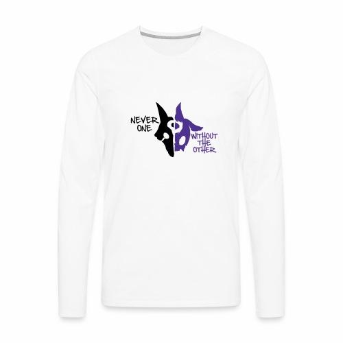 Kindred's design - Men's Premium Long Sleeve T-Shirt