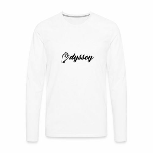 Hand Sign Odyssey - Men's Premium Long Sleeve T-Shirt
