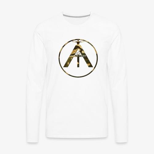 A-Team Brand - Men's Premium Long Sleeve T-Shirt