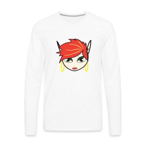 Warcraft Baby Blood Elf - Men's Premium Long Sleeve T-Shirt