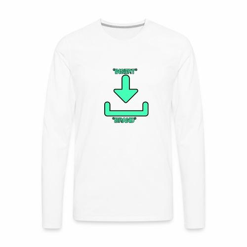 Brandless - Men's Premium Long Sleeve T-Shirt