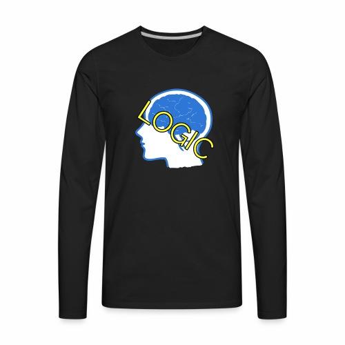 Logic - Men's Premium Long Sleeve T-Shirt