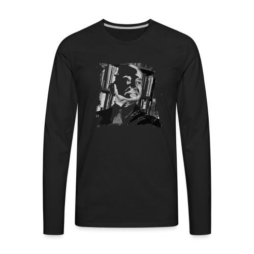 Ludwig von Mises Libertarian - Men's Premium Long Sleeve T-Shirt