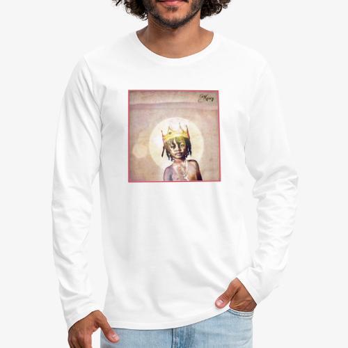 Album art work king kasey - Men's Premium Long Sleeve T-Shirt