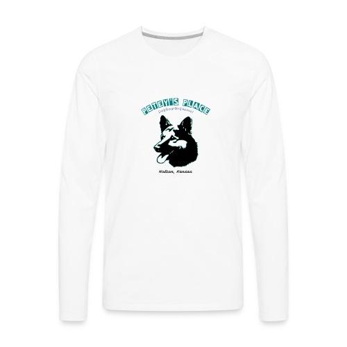 Petey's Place - Men's Premium Long Sleeve T-Shirt
