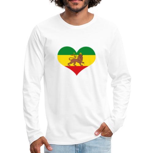 vps Logo - Men's Premium Long Sleeve T-Shirt