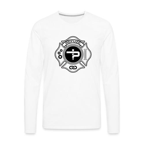 Life of Service ! - Men's Premium Long Sleeve T-Shirt