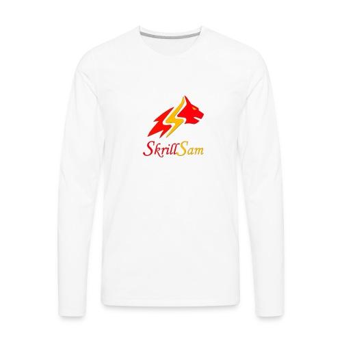 SkrillSam - Men's Premium Long Sleeve T-Shirt