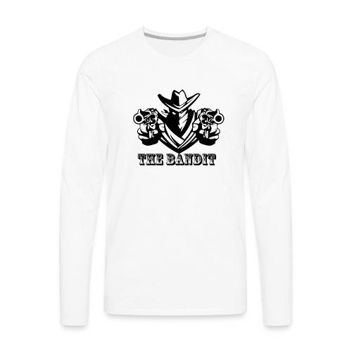 BANDIT - Men's Premium Long Sleeve T-Shirt