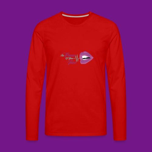 PYV Essentials - Men's Premium Long Sleeve T-Shirt