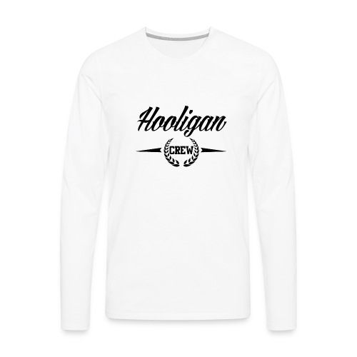 Hooligan Crew - Men's Premium Long Sleeve T-Shirt