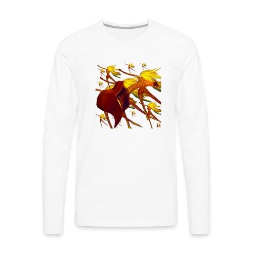 Rockin - Men's Premium Long Sleeve T-Shirt