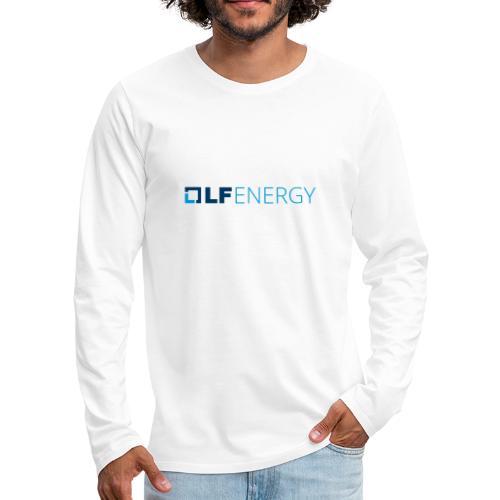 LF Energy Color - Men's Premium Long Sleeve T-Shirt