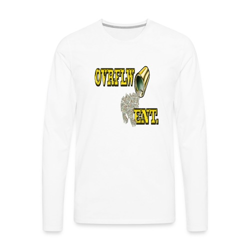 OVRFLW - Men's Premium Long Sleeve T-Shirt