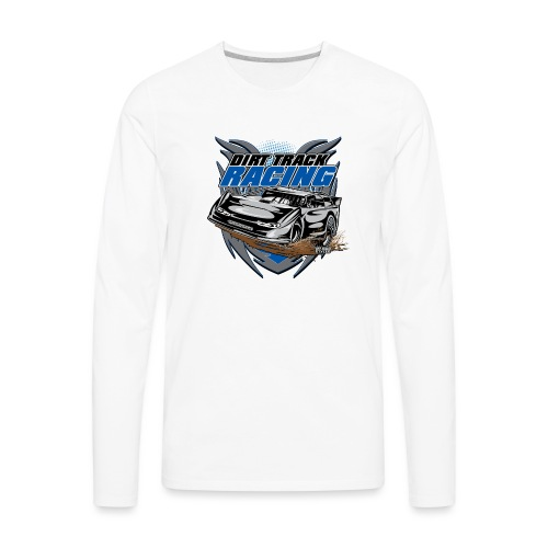 Modified Car Racer - Men's Premium Long Sleeve T-Shirt