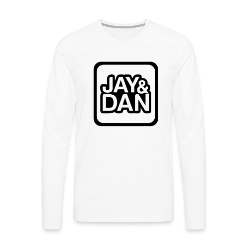 Jay and Dan Baby & Toddler Shirts - Men's Premium Long Sleeve T-Shirt