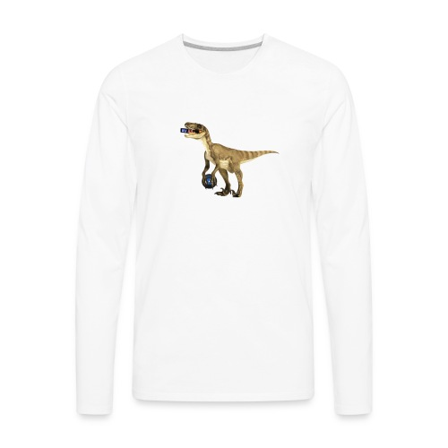 amraptor - Men's Premium Long Sleeve T-Shirt