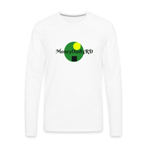 MoneyOn183rd - Men's Premium Long Sleeve T-Shirt