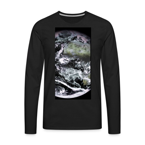 Earth - Men's Premium Long Sleeve T-Shirt
