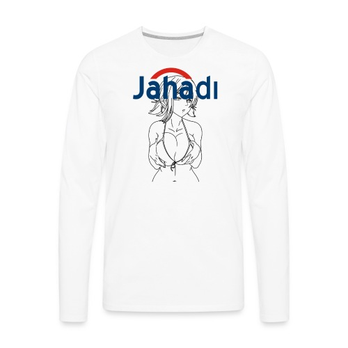 hadiCITY - Men's Premium Long Sleeve T-Shirt