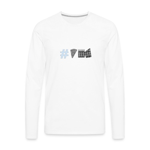Untitled_drawing - Men's Premium Long Sleeve T-Shirt
