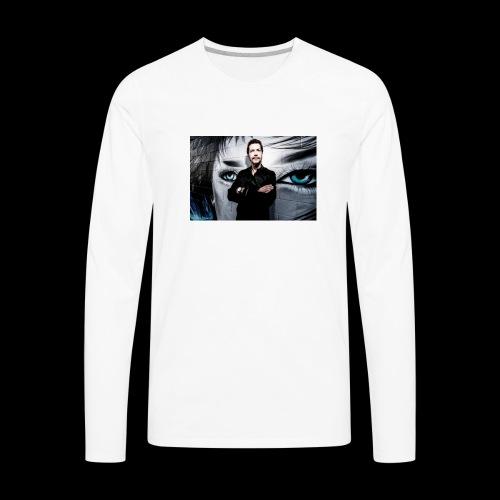 The Wall - Men's Premium Long Sleeve T-Shirt