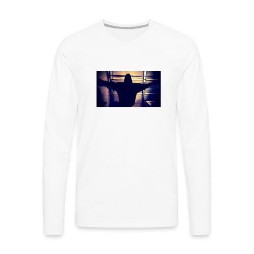 I am Gods vessel - Men's Premium Long Sleeve T-Shirt