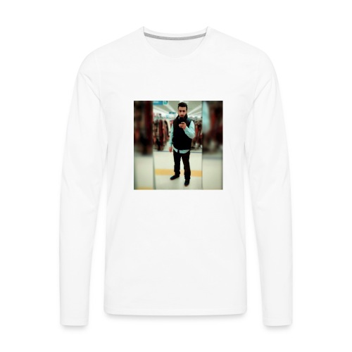 Ahmad Roza - Men's Premium Long Sleeve T-Shirt