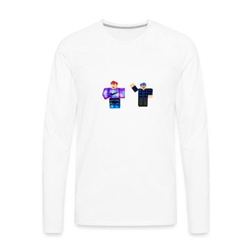 star squad - Men's Premium Long Sleeve T-Shirt