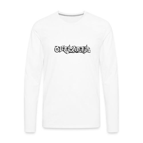 OG logo - Men's Premium Long Sleeve T-Shirt