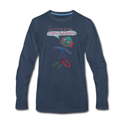 MetaOddboloSisFull - Men's Premium Long Sleeve T-Shirt