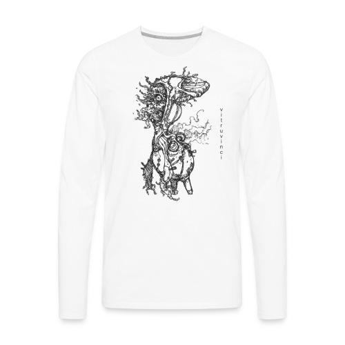 AT-AT Bioweapon - Men's Premium Long Sleeve T-Shirt