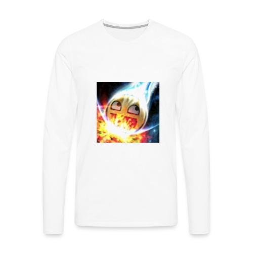 Jovanie perez - Men's Premium Long Sleeve T-Shirt