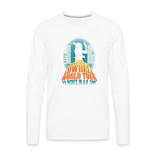 monstersofcowbellback - Men's Premium Long Sleeve T-Shirt
