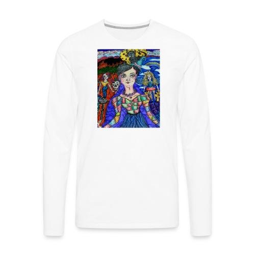 Spooky Sammie - Men's Premium Long Sleeve T-Shirt