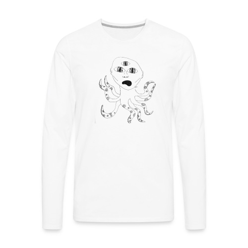The Guardian - Men's Premium Long Sleeve T-Shirt