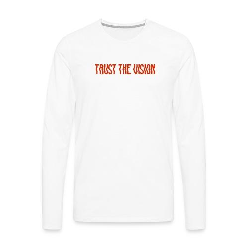 TTV Red - Men's Premium Long Sleeve T-Shirt