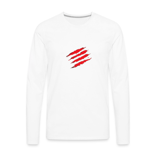 The Inspiration Logo By Unofficially - Men's Premium Long Sleeve T-Shirt
